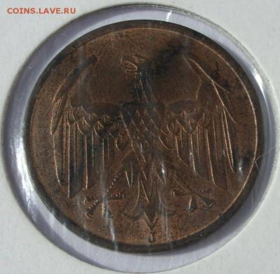 Германия, иностранщина (наборы, на вес, евро), царизм, СССР. - 4 пфеннига 1932 J - 2