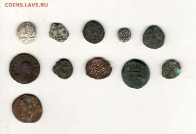 Помогите с определением кучки монет.Антик,Китай,арабы,уделы? - 111
