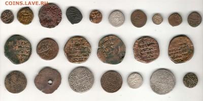 Помогите с определением кучки монет.Антик,Китай,арабы,уделы? - 021