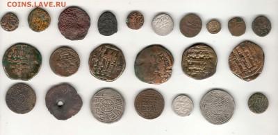 Помогите с определением кучки монет.Антик,Китай,арабы,уделы? - 022