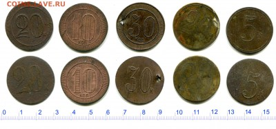 Анонимные трактирные марки - оценка - 004