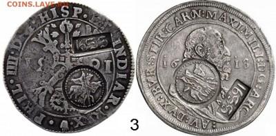 "Ефимки и ""полуефимки"" 1655 года. - ZZZ.puc.3.falsh.efimki."