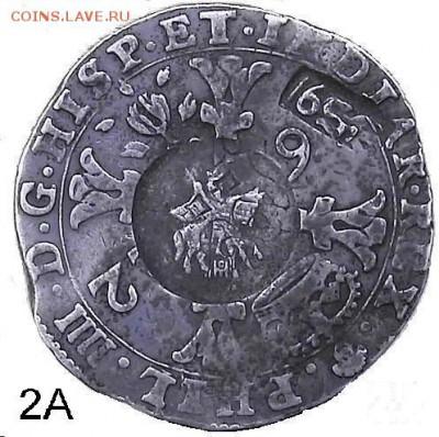 """Ефимки и """"полуефимки"""" 1655 года. - ZZZ.puc.2.A.efimki."""