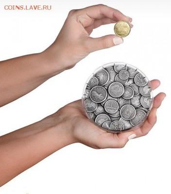 Монеты на монетах - 8.JPG
