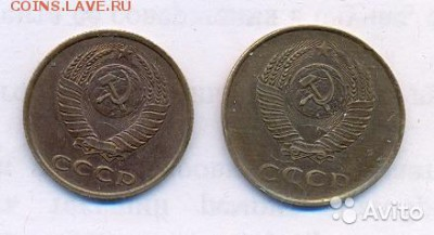 3 КОПЕЙКИ 1985  --БРАК  ИЛИ  ЧТО  ЭТО - 2520736164