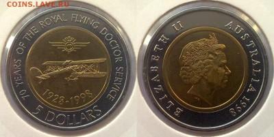 Авиация космонавтика на монетах - 01 - копия