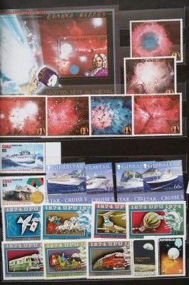Солянка СССР, России, Иностранные - разных годов чистые - 20180430_122825