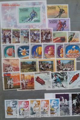 Солянка СССР, России, Иностранные - разных годов гашеные - 20180430_122252