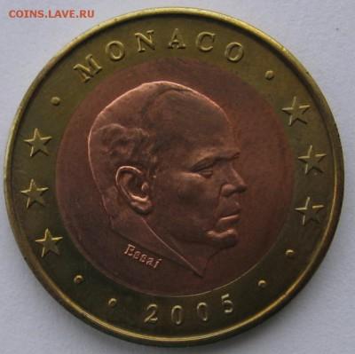 2 евро Монако 2005 год не стандарт - IMG_6829.JPG
