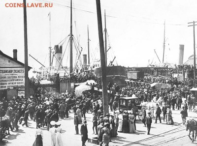 Монеты с Корабликами - Seattle,_1897.JPG