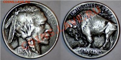 Монеты США. Вопросы и ответы - никель.JPG
