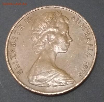 Австралия 2 цента 1978 до 11.11.18 в 22.00 мск - IMG_20181106_033927