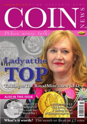 журнал  COINage - январь 2018 - TVGhsKUP47Y