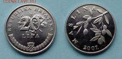 Хорватия - 20 лип 2007 года до 12.11 - Хорватия - 20 лип 2007 года