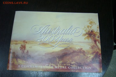 Буклет 200 лет австралии - на оценку - P1980457.JPG
