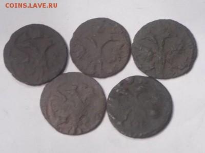 монеты петра 1 врп 1718-1722гг(20шт) - DSCN0534[1].JPG