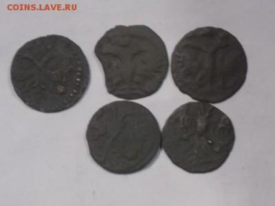 монеты петра 1 врп 1718-1722гг(20шт) - DSCN0538[1].JPG