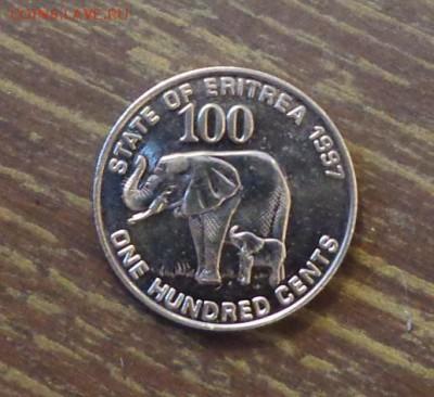 ЭРИТРЕЯ - СЛОН СО СЛОНЕНКОМ до 18.11, 22.00 - эритрея слон - 1