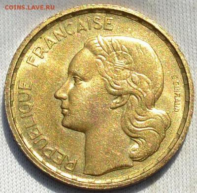 Франция 10 франков 1950. - DSC_0001