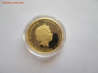 15 $  Австралия золото год змеи - IMG_0128.JPG