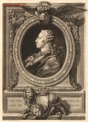 Сардинское Королевство - Saint-Aubin_-_Victor_Amadeus_III