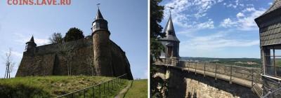 Нотгельды. - Замок Хоэнлимбург