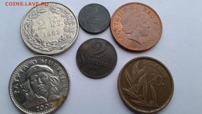 6 разных иностранных монет - 20181206_131707