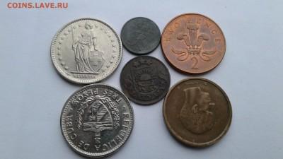 6 разных иностранных монет - 20181206_131823