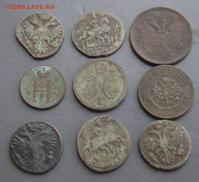 9 монет Империи  до 17.12.08 - mo1