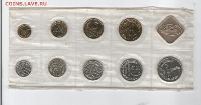 Годовой набор СССР 1988 (мягкий) ЛМД с 200р. БЛИЦ до 25.12 - 002