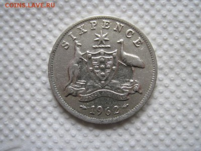 6 пенсов  Австралия 1962 до 21.12.18 - IMG_2380.JPG
