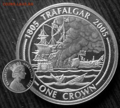 Монеты с Корабликами - 1.2005