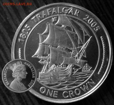 Монеты с Корабликами - 1.2005 Виктори