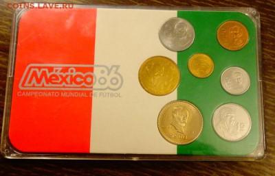 МЕКСИКА - набор ЧМ по футболу в блистере до 01.01, 22.00 - Мексика набор ходячки футбол блистер-1