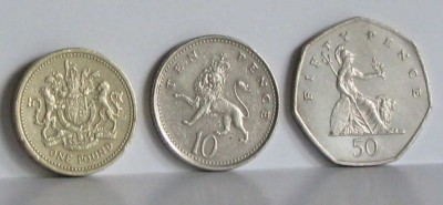 продам монеты великобритании - Великобритания 2