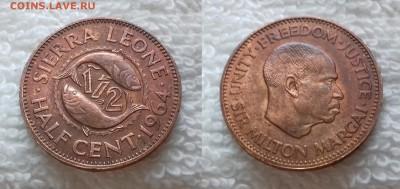 2 леоне 1964 до 12.01 22:00 - СЬЕРРА-ЛЕОНЕ 1(2 леоне 1964 20181225_1250