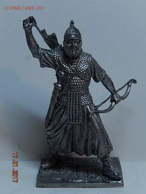 Оловянные солдатики - Крестоносец 14 мавр лучник