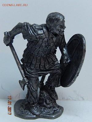 Оловянные солдатики - Крестоносец 16 кельт