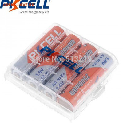 ВЕСЫ, МИКРОСКОПЫ, ЛУПЫ,аккумуляторы, бесплатная доставка - 4-PKCELL-2500mWh-AA-1-6-Ni-Zn_640x640