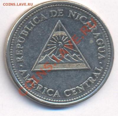 Никарагуа 5 кордоба 2000 г. До 3.06.11 г. 20-00 МСК. - Никарагуа1