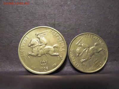 Литва 1 и 5 сентаи 1925. - litva 1925 1-2