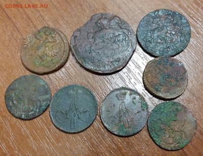 8 монет Росс.Империи 1735-1860 до 14.01.2019 22:00 мск - 20190110_224438