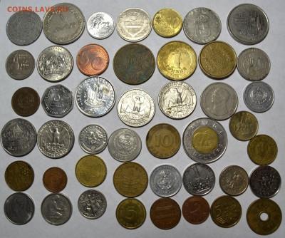 45 иностранных монет с рубля  до 14.01 в 22.30 - DSC_0402 (1)