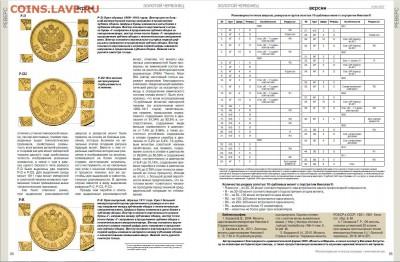 Публикации, посвящённые золотым монетам Николая II - 84-85