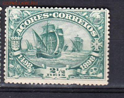 Колонии Азоры  1898г 1м - 10