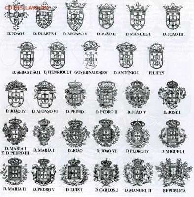 Португалия - гербы