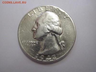 25 цент США 1942 до 27.01.19 - IMG_2878.JPG