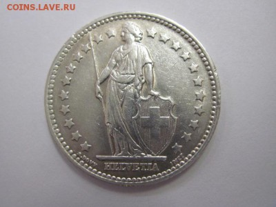 1 франк Швейцария 1945 до 27.01.19 - IMG_2885.JPG