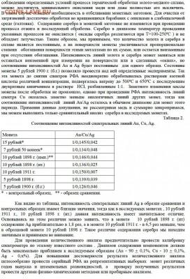 Публикации, посвящённые золотым монетам Николая II - Аффинаж 4