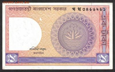 Бангладеш 1 така 1982 unc 09.02.19. 22:00 мск - 2